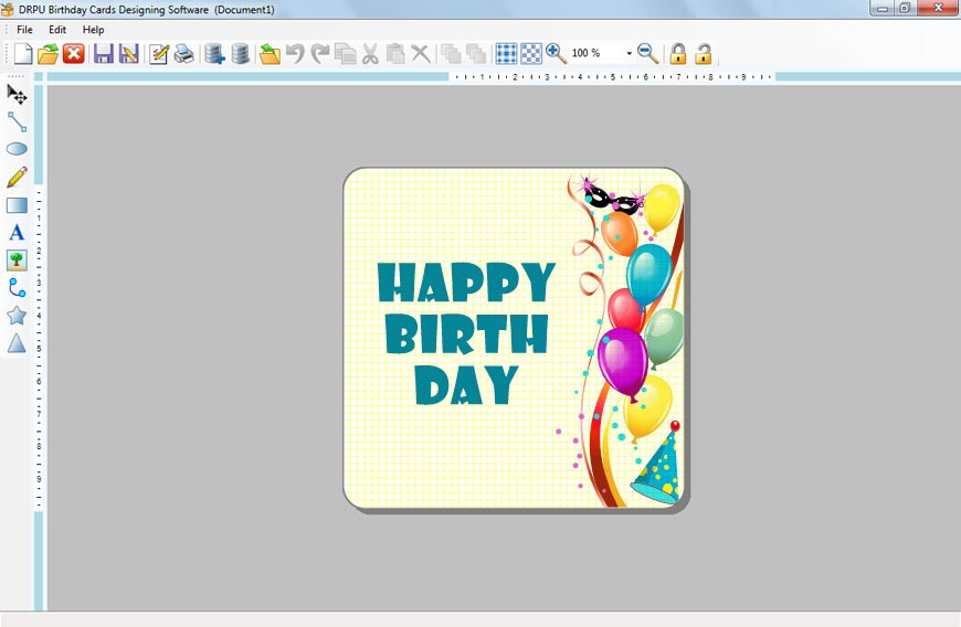 Birthday Card Design Software Create Happy Funny Birth Day Cards