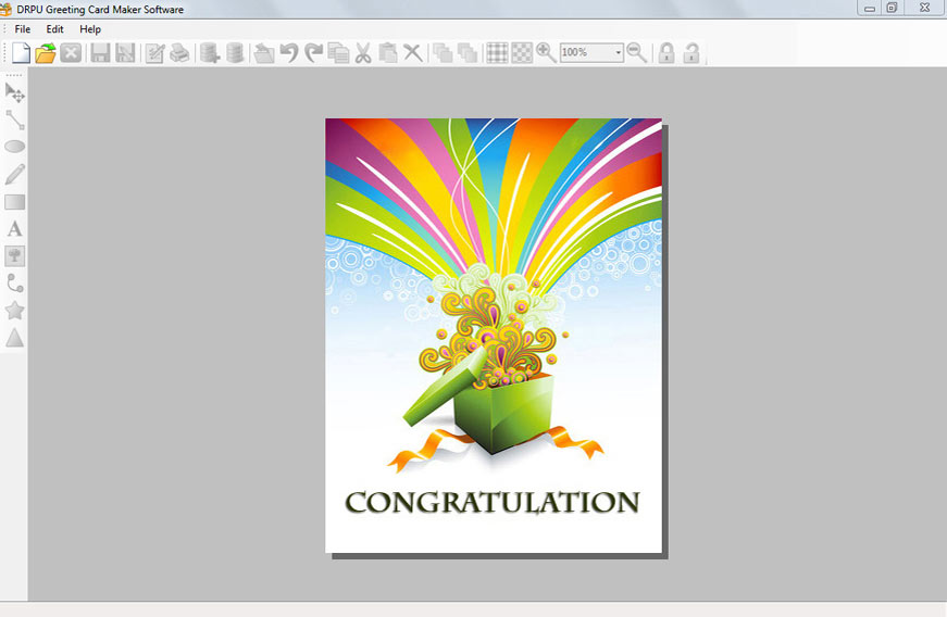 Greeting card software design christmas new year holiday festival cards greeting card designing software screenshot m4hsunfo
